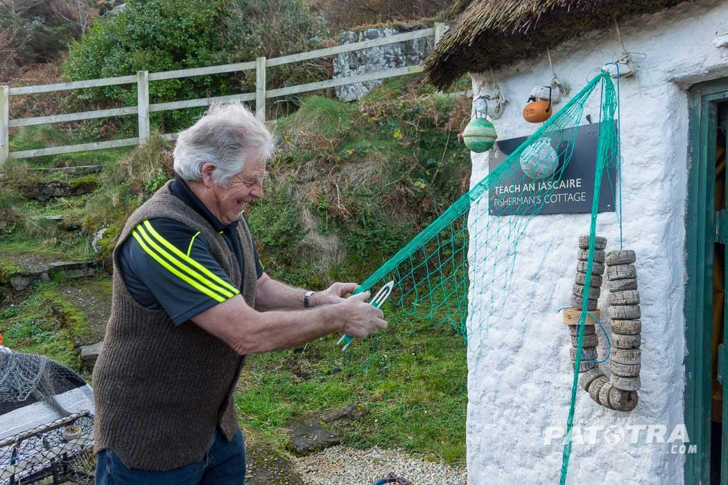 Fischernetze Donegal