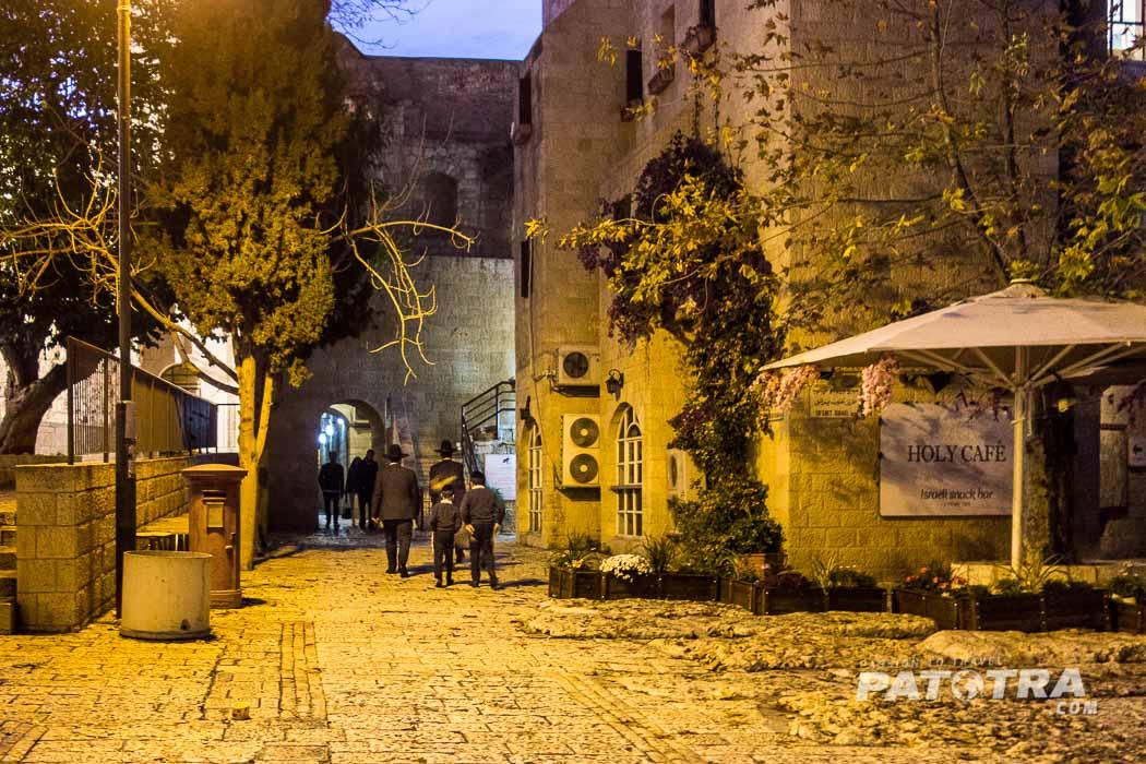 Cafe Jerusalem