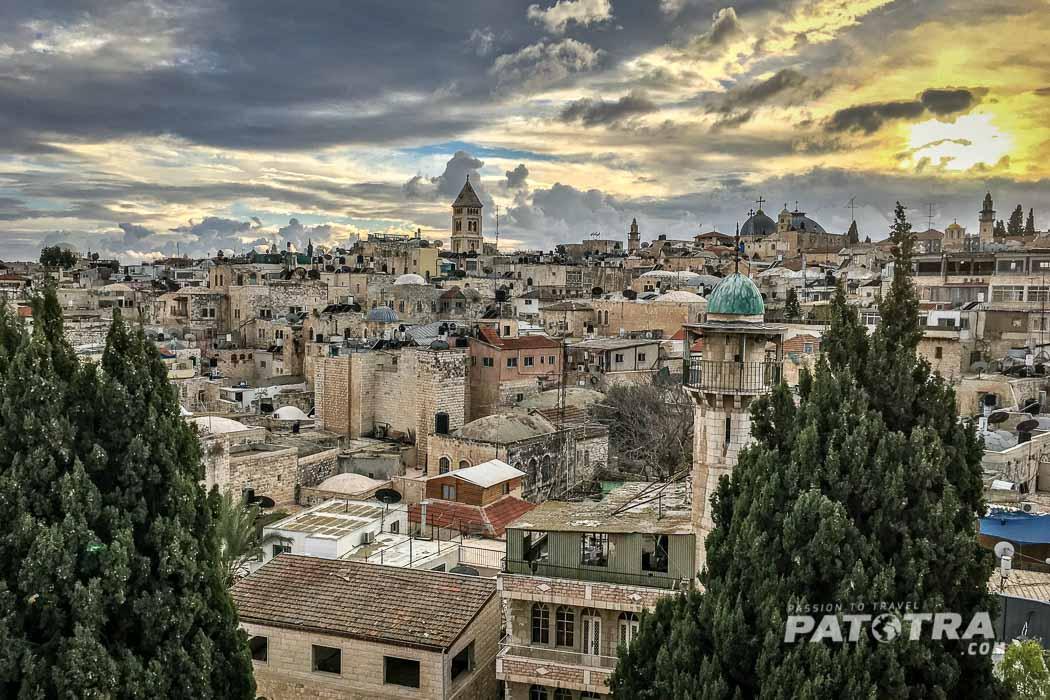 Jerusalem Blick