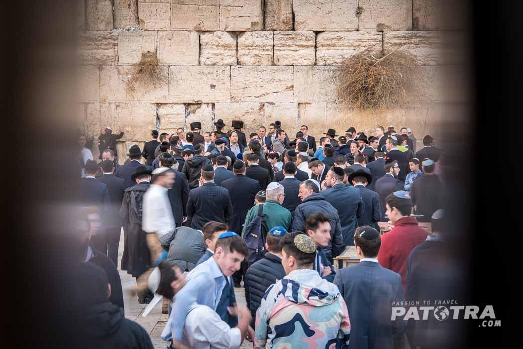 Klagemauer Shabbat