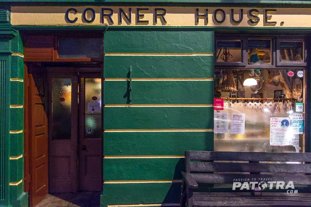 Corner House Ardara