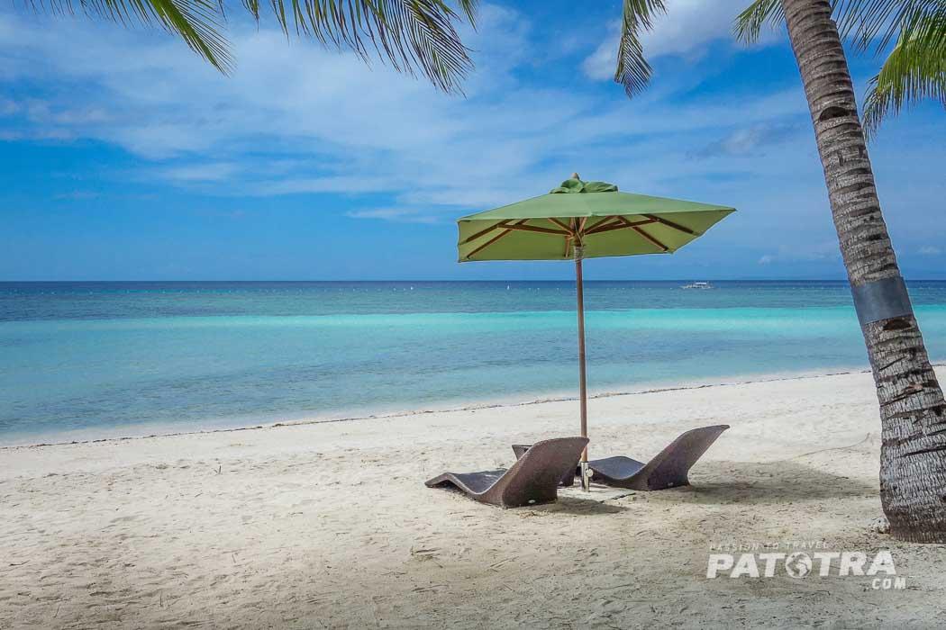 Traumstrand Panglao Philippinen
