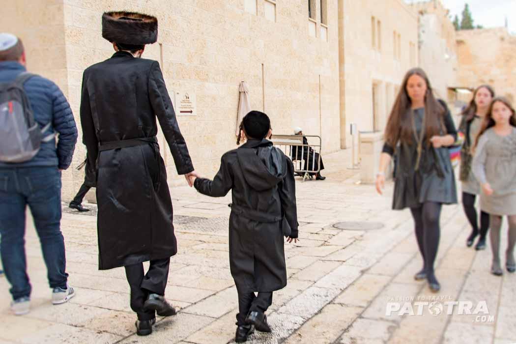 Shabbat Gebet Jerusalem