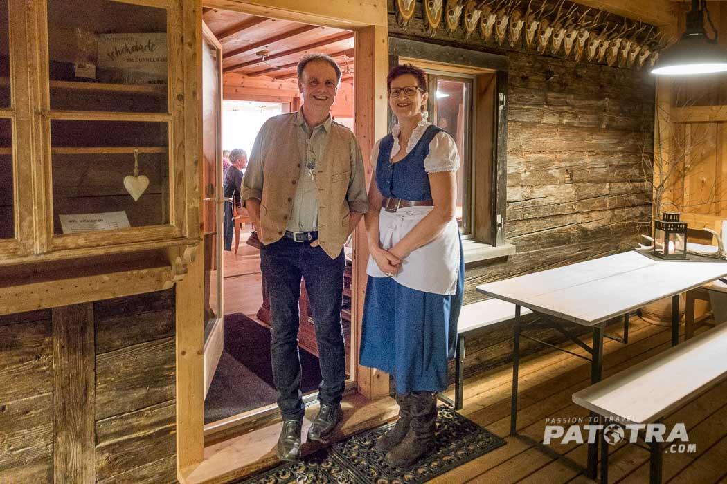 Doris und Peter Tavolata