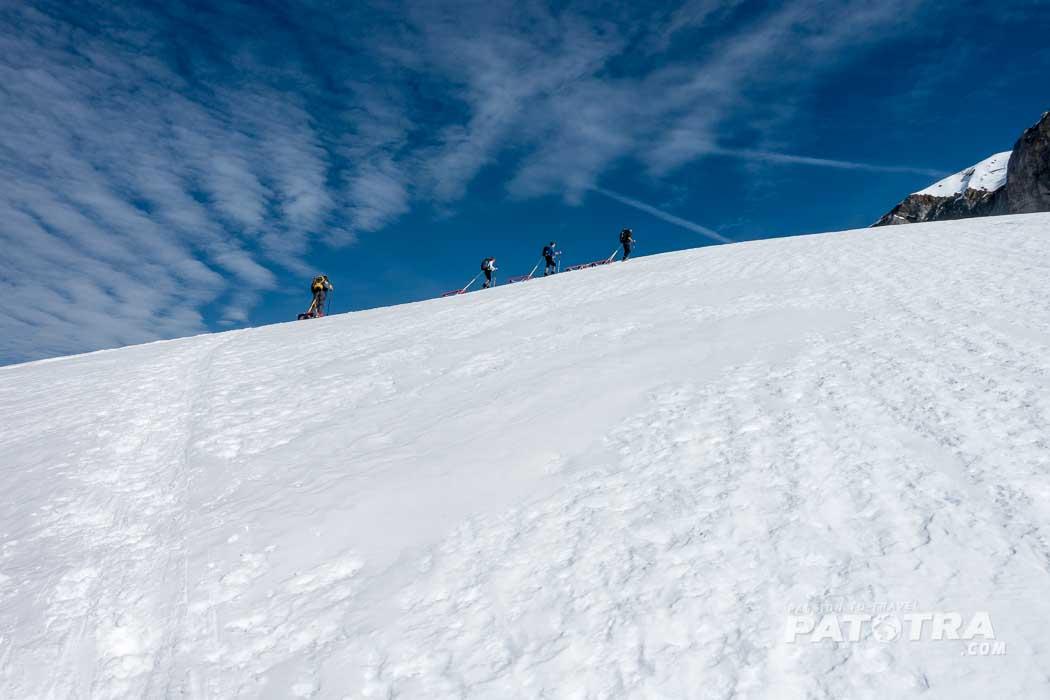 Schneeschuhtour Gafiental