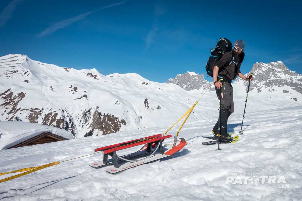 Schneeschuhtouren Dominik