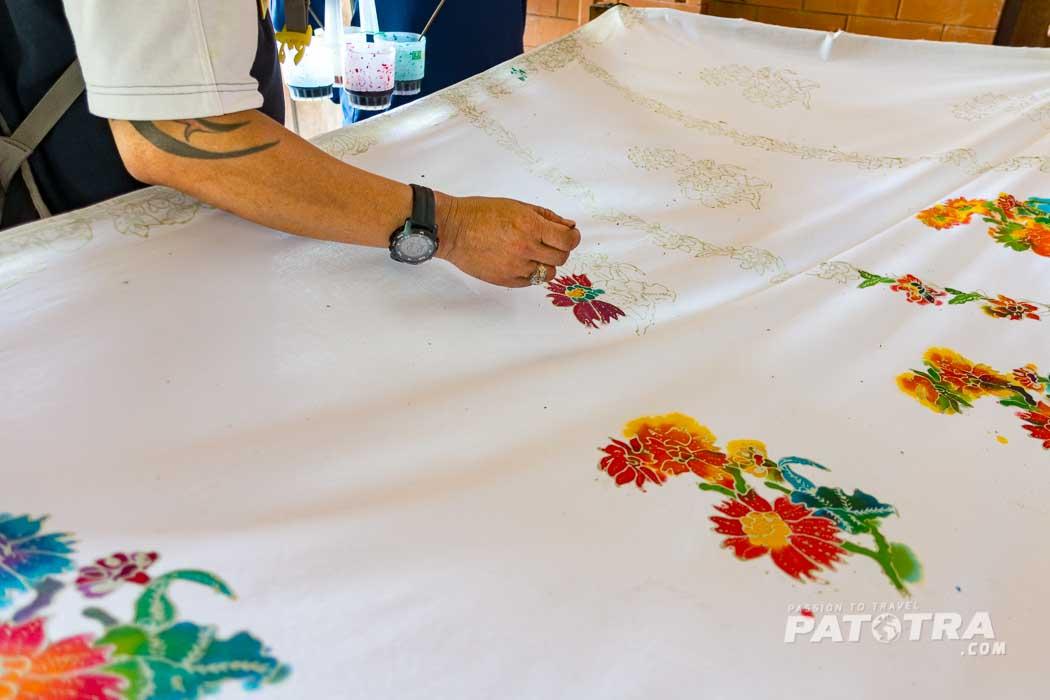 Batik Koh Klang