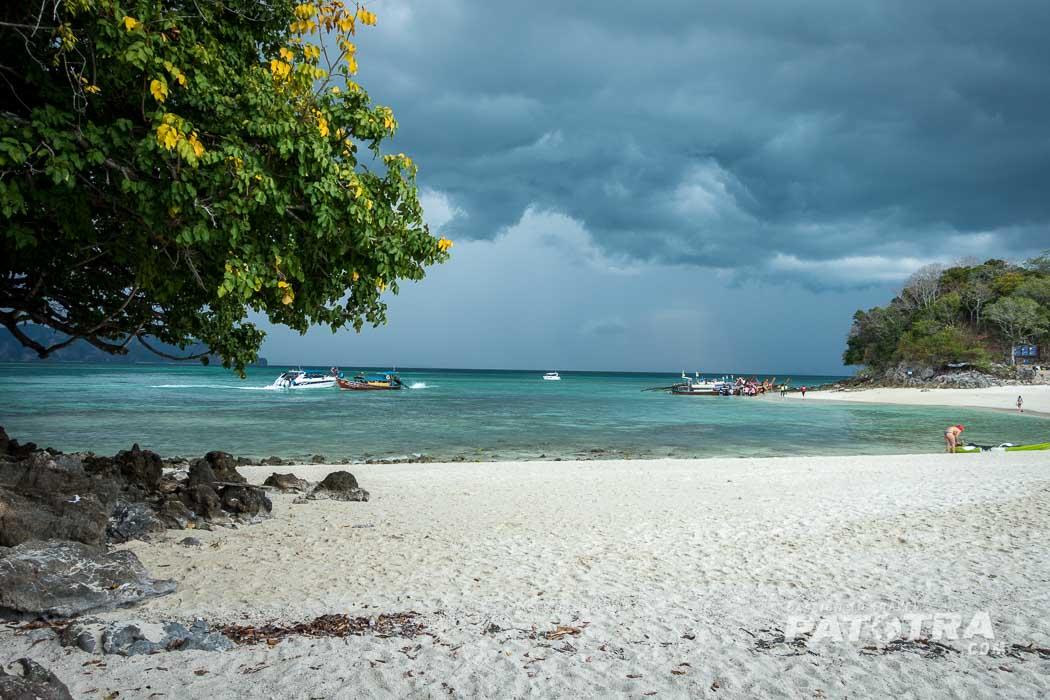 Gewitter Andaman