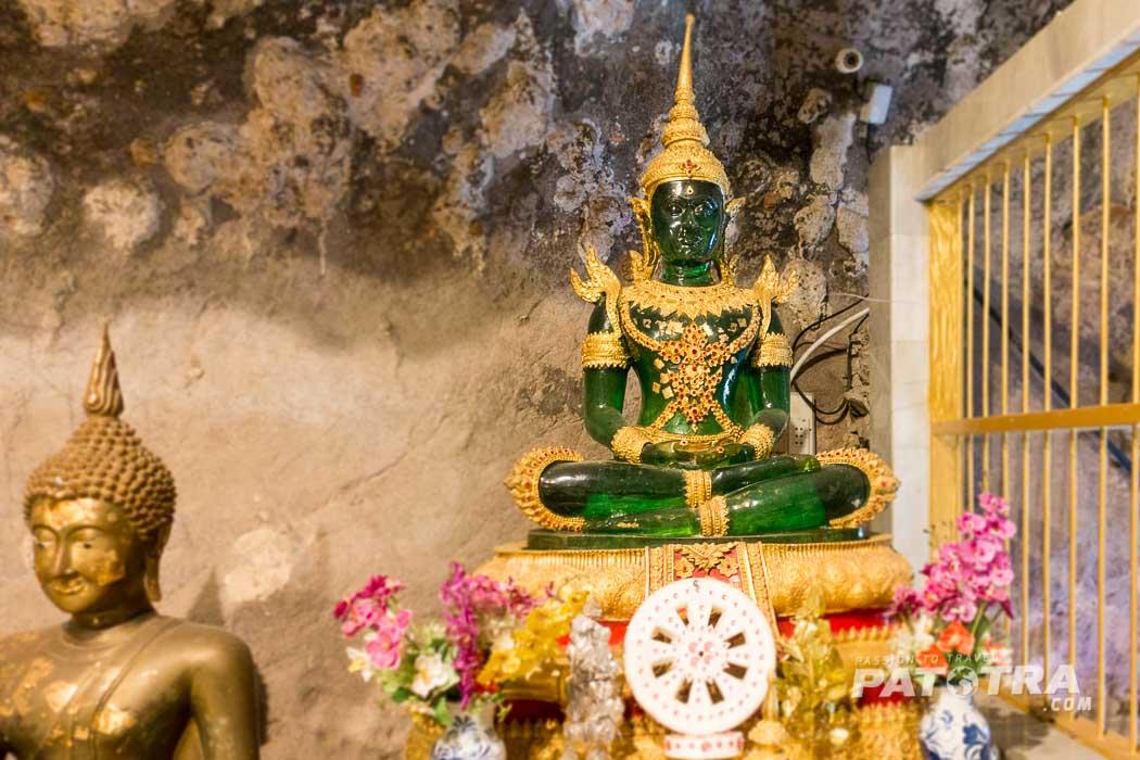 Tiger Tempel Innen
