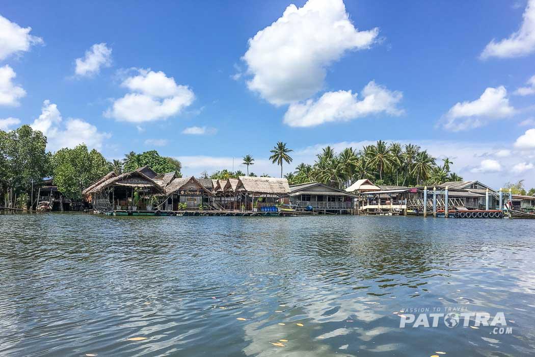 Koh Klang Fischlokal
