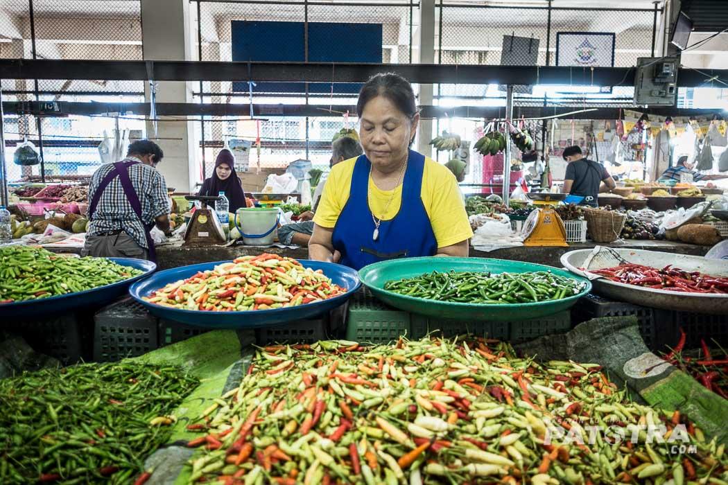 Chillies MAakt Thailand