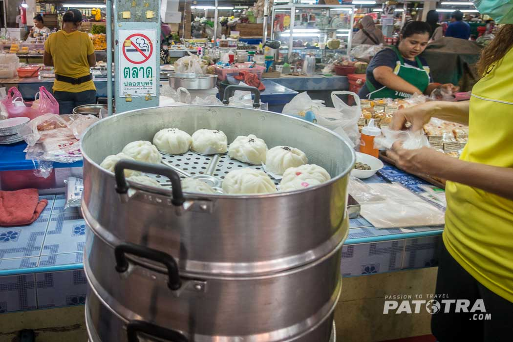 Markt Krabi Dimsum