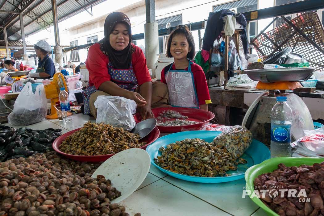 Krabi Markt