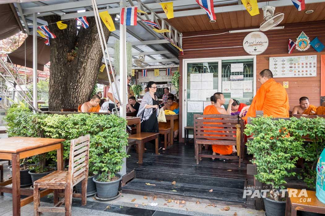 Cafe Tempel Bangkok