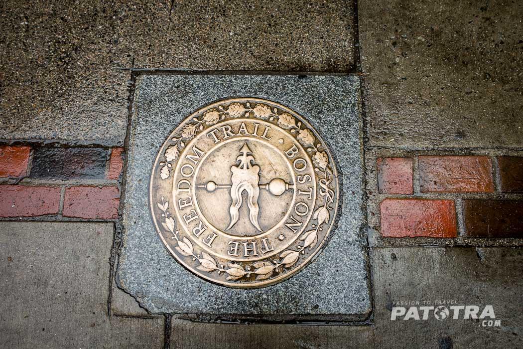 Freedom Trail-Boston