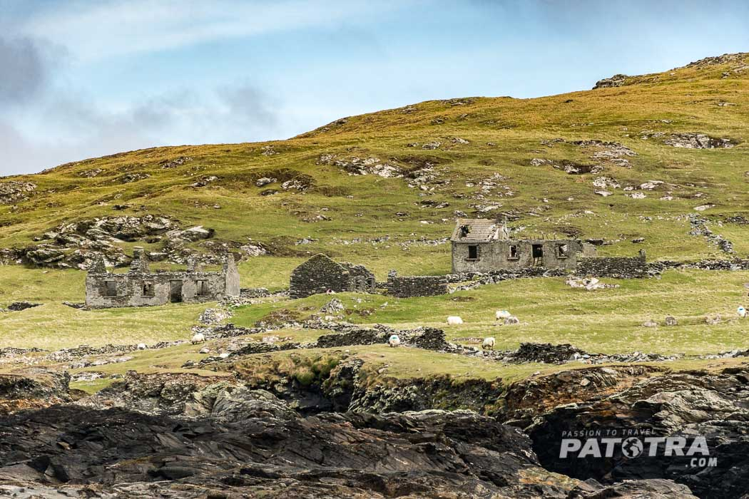 Inishark Ruinen