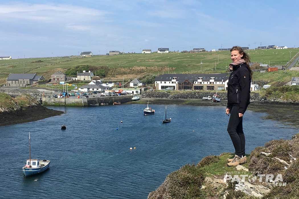 Hafen Inishbofin