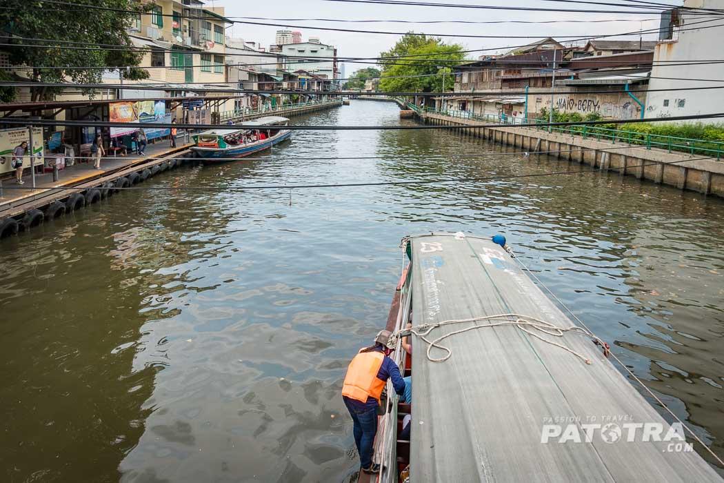 Klong Bangkok Boot