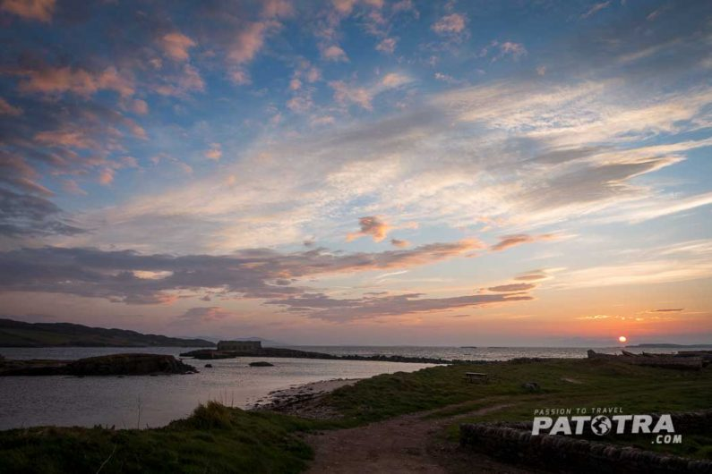 Morgenstimmung-Inishbofin