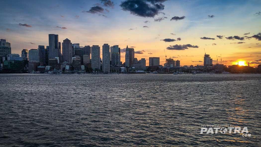 Sunset Cruise Boston