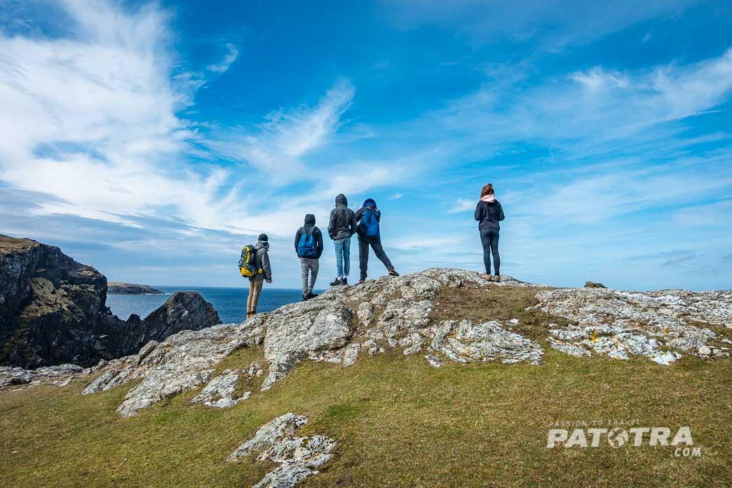 Wandern Inishbofin