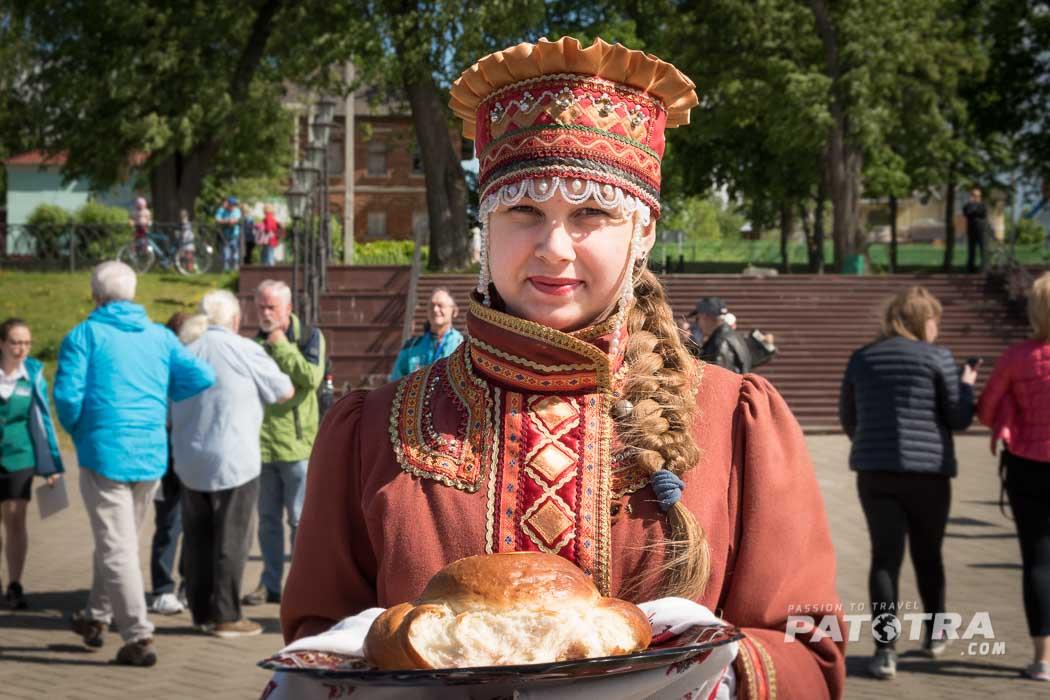 Gastfreundschaft in Russland