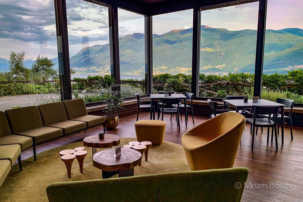 Hotel Brenscino Salon