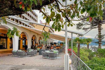 Hotel Brenscino Sitz