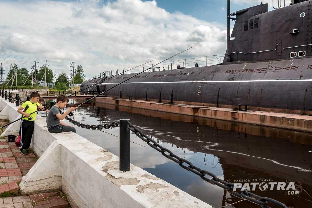 U-Boot Russland
