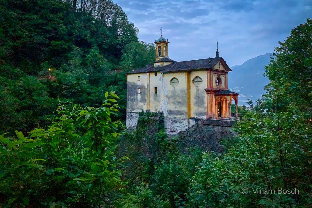 Wallfahrtskirche Sacro Monte dell'Addolorata