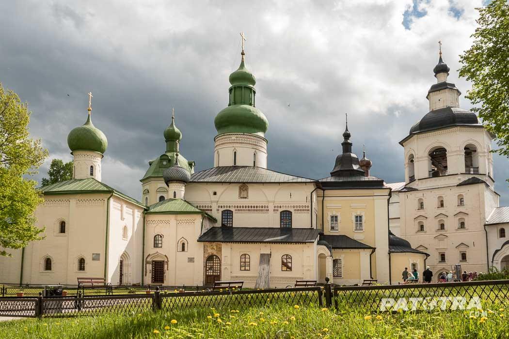 Kirillo-Beloserski-Kloster