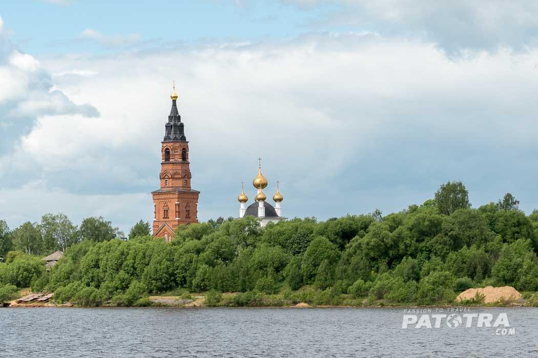 Kreml und Kirchen
