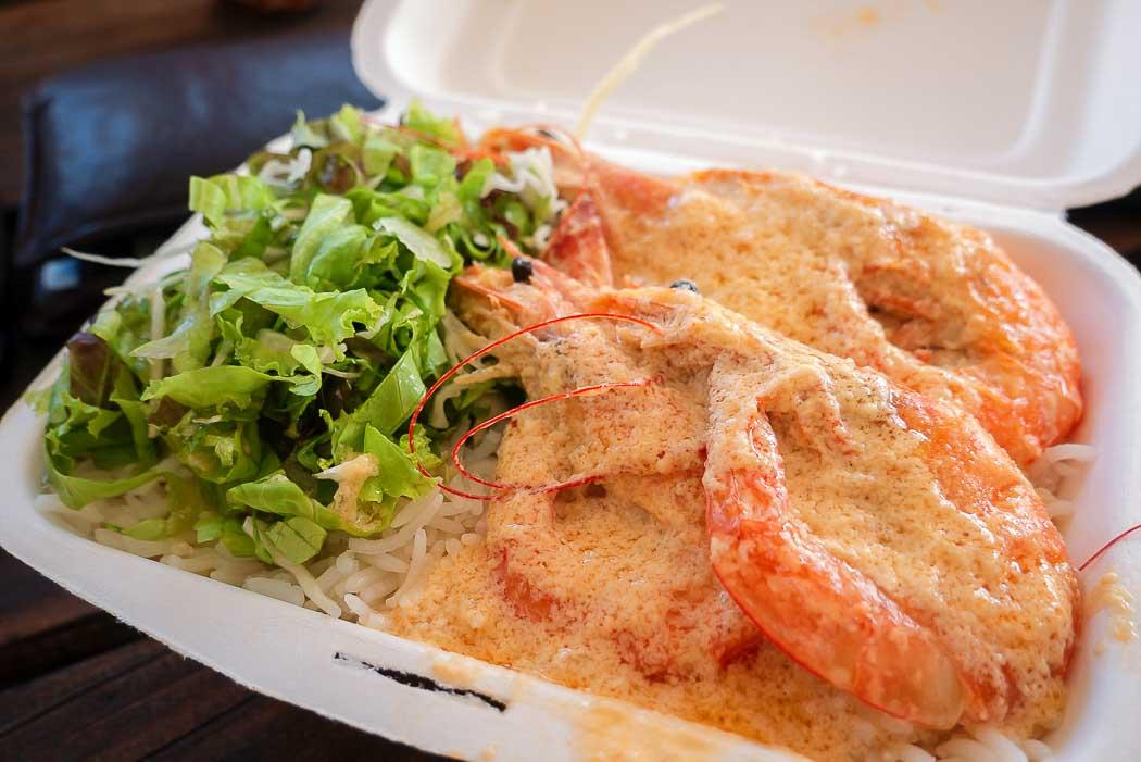 TakeAway Essen aus der Box