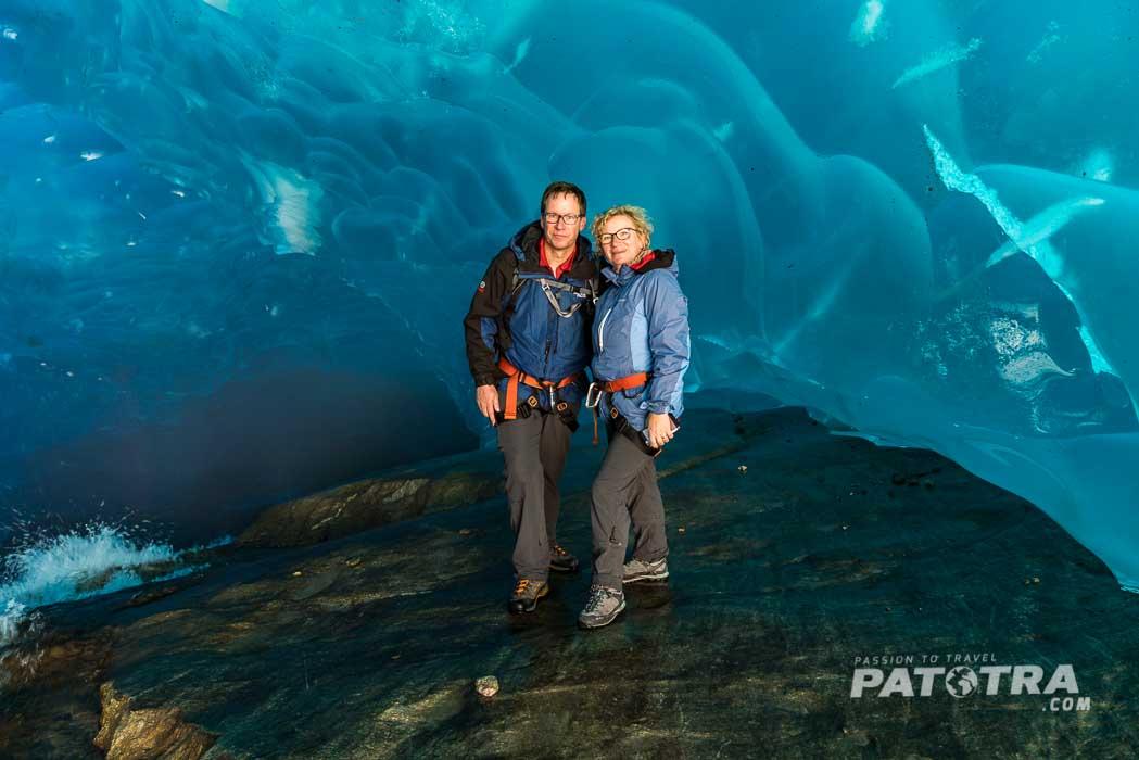 Eishöhle Altescharena