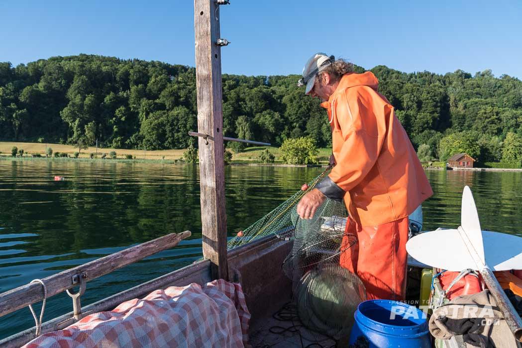 Rolf Meier Berufsfischer