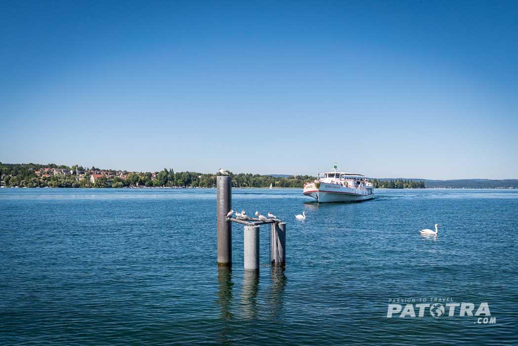 Schiffahrt Bodensee