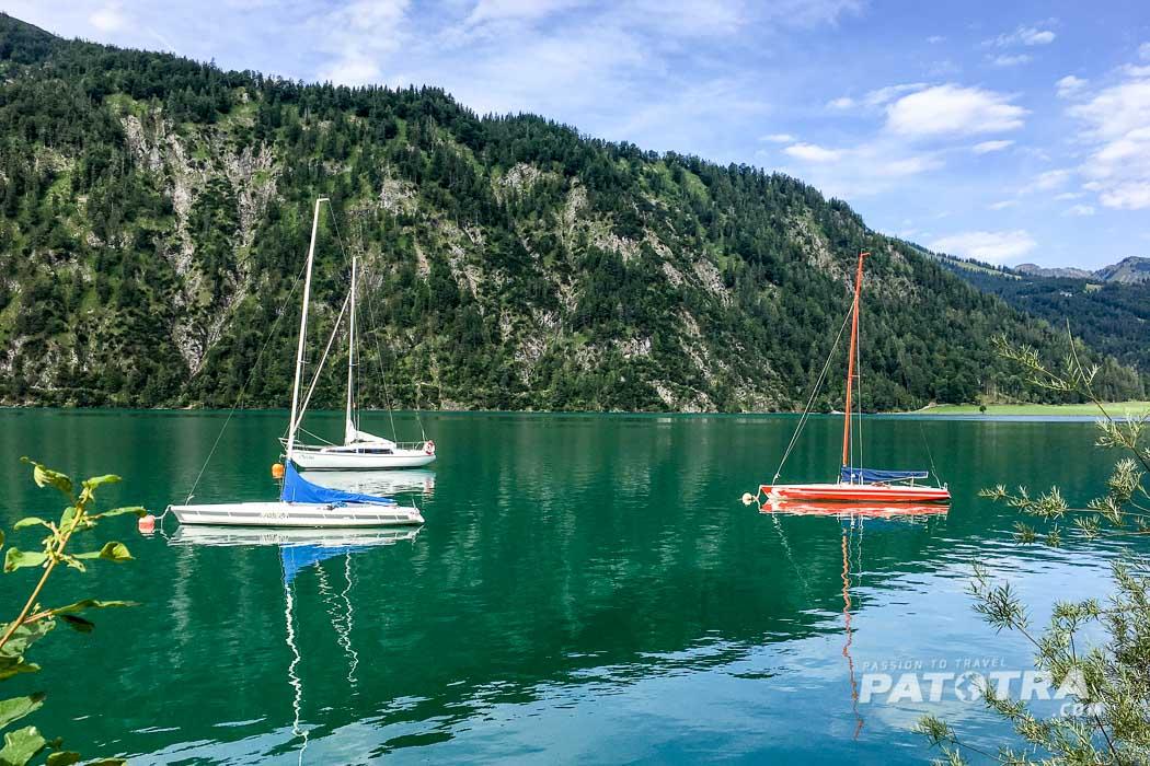 Achensee Segelboote