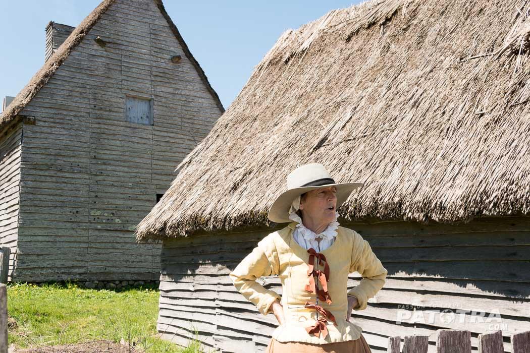 Plimouth Plantation Schauspieler