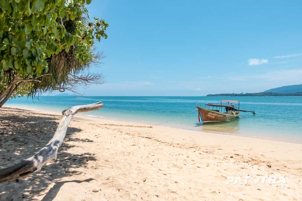 Ausblicke Insel Bubu