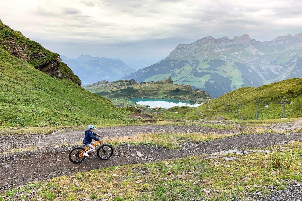Mountainbike Engelberg