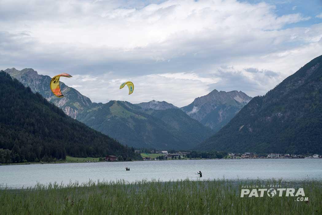 Achensee Kitesurfen