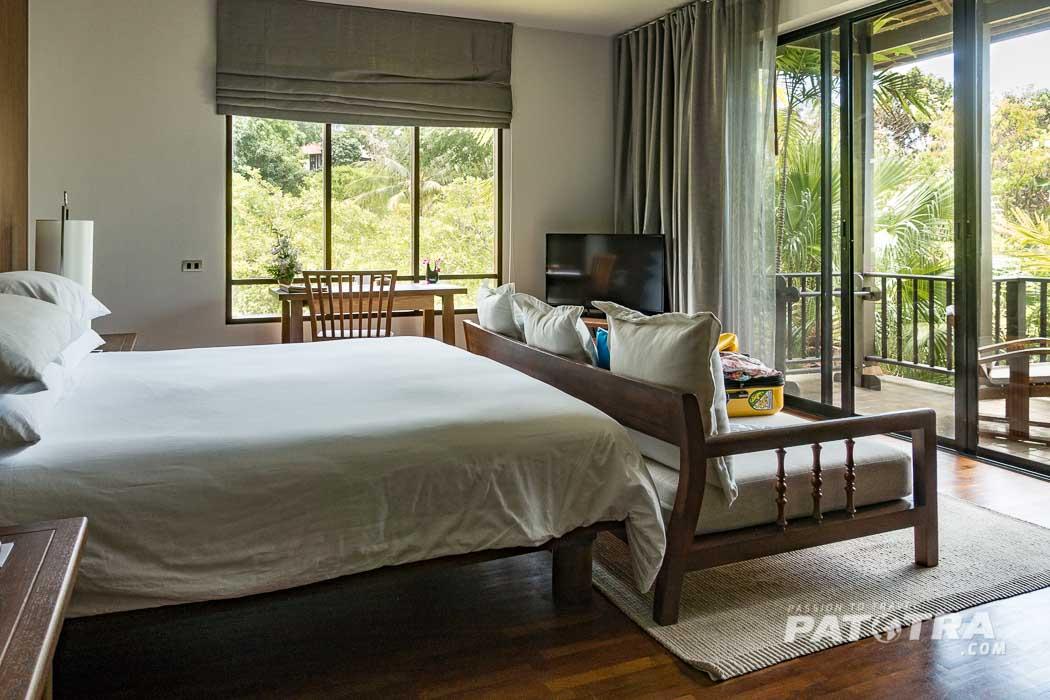 Pimalai Resort Koh Lanta Zimmer