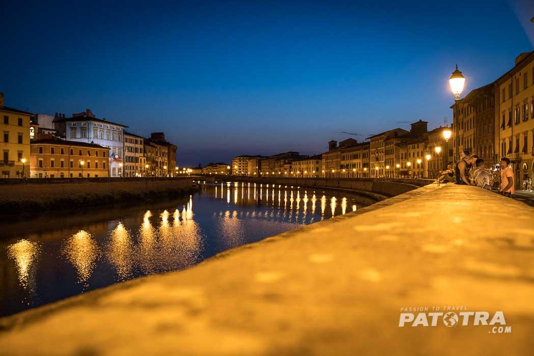Pisa am Arno