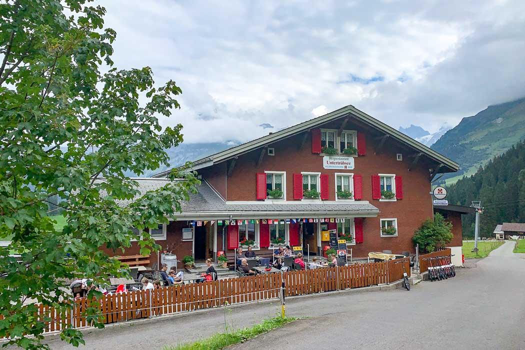 Restaurant Trübsee