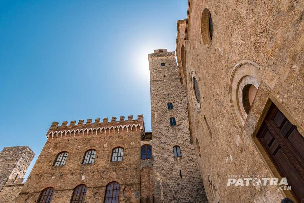 Geschlechtertürme San Gimignano