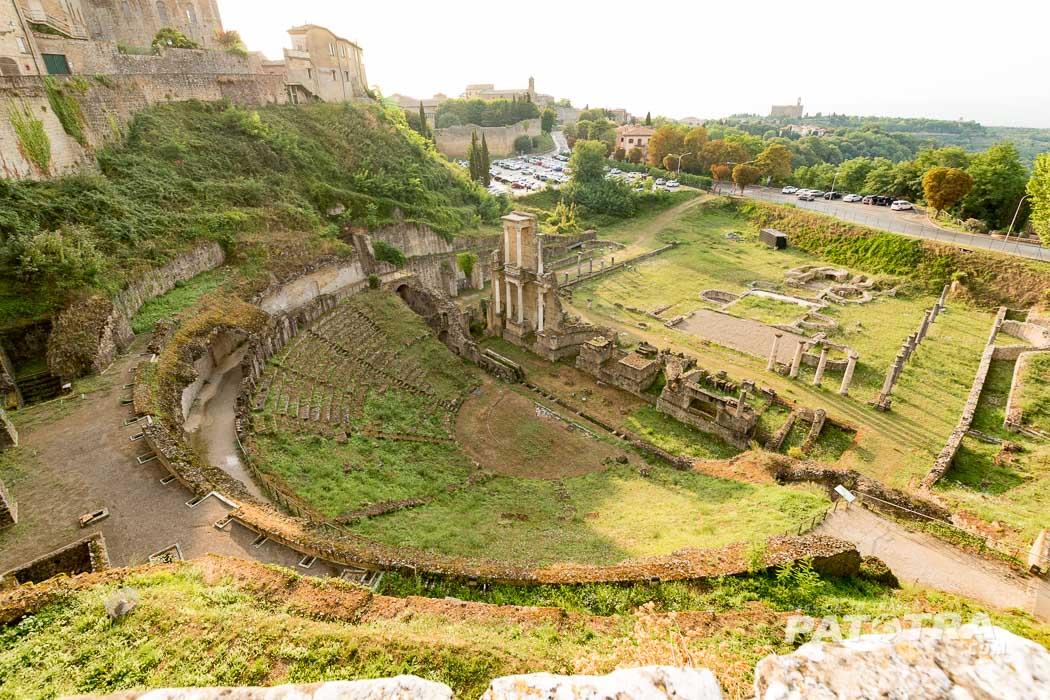 Anfiteatro Volterra