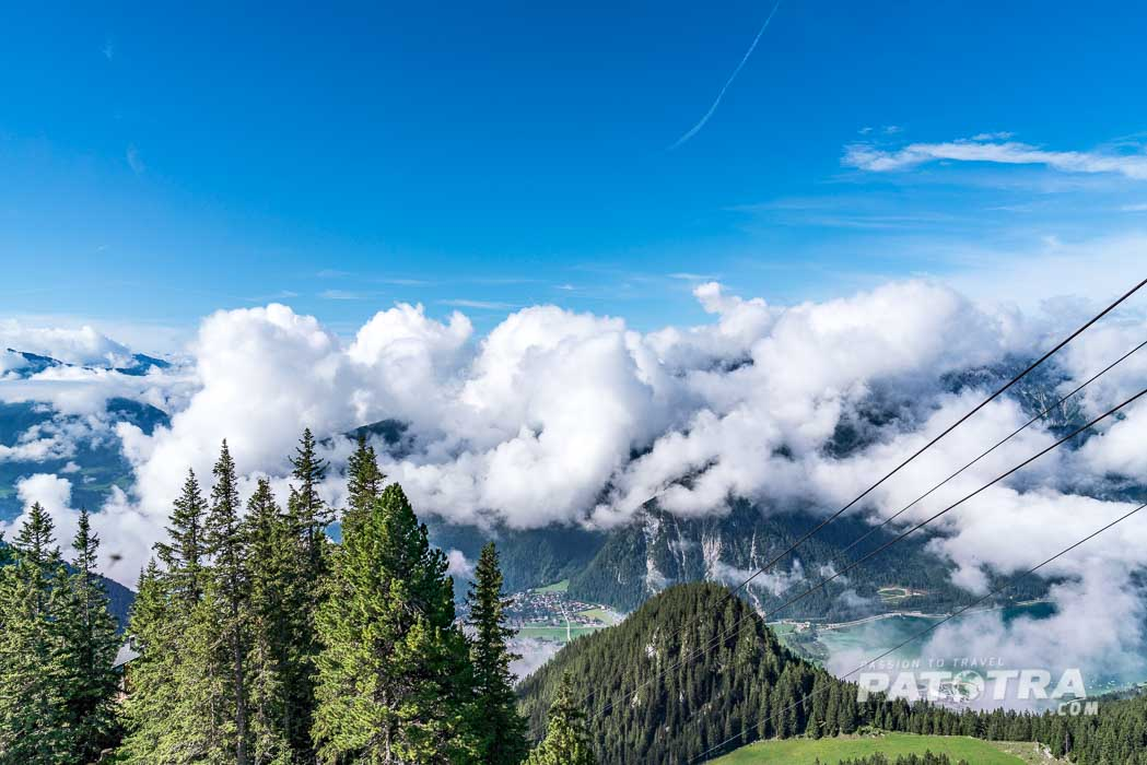 Achensee Wolken