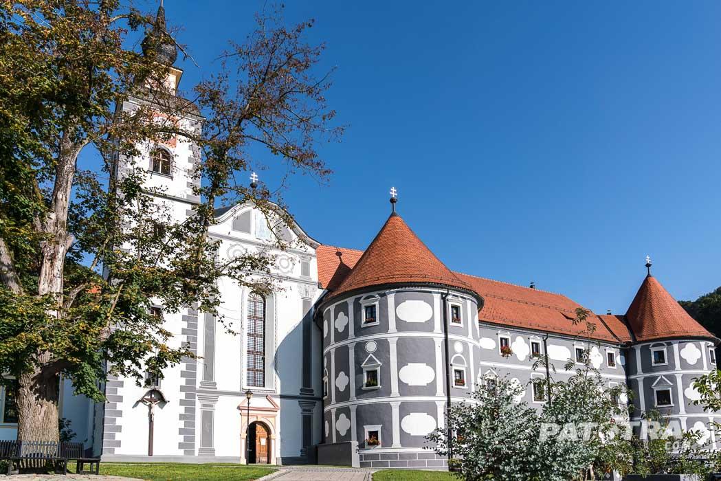 Das Kloster von Olimje