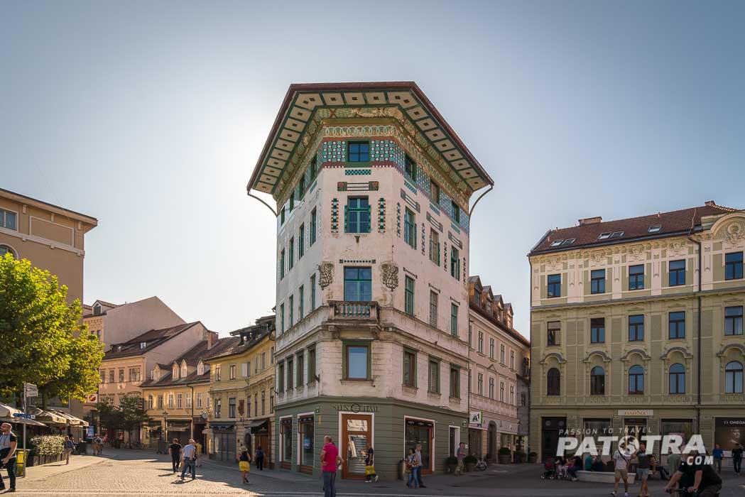 Ljubljana Impressionen