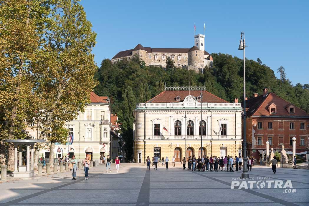 Burg Ljaubljana